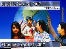 TFES News with Megan and Ethan
